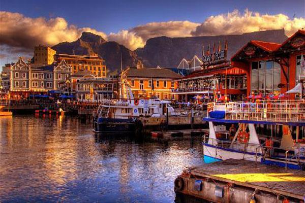 Todo o charme de Werterfront em Cape Town
